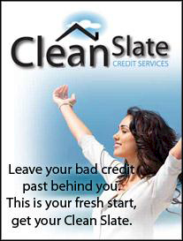 Clean Slate Credit Repair