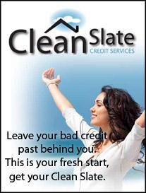 Clean Slate Credit Repair